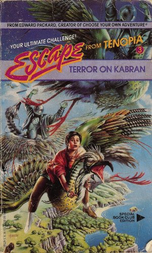 9780553256369: Terror on Kabran (Escape from Tenopia)