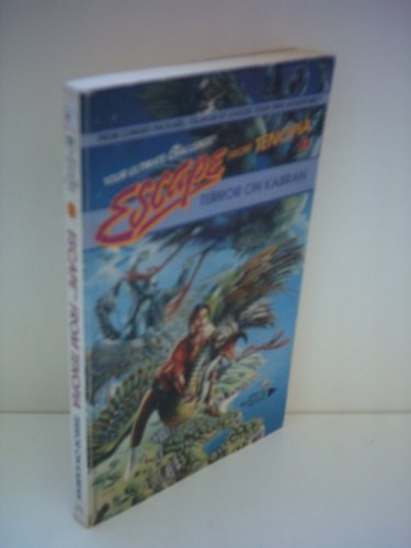 TERROR ON KABRAN #3 (Escape from Tenopia): Brightfield, Richard