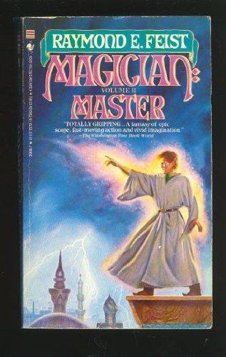 9780553256468: Magician : Master (Bantam Spectra Book)