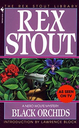 Black Orchids (Nero Wolfe): Rex Stout