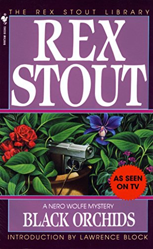 9780553257199: Black Orchids (Nero Wolfe Mysteries (Paperback))