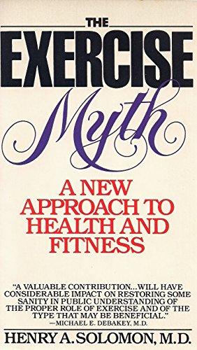9780553257311: The Exercise Myth