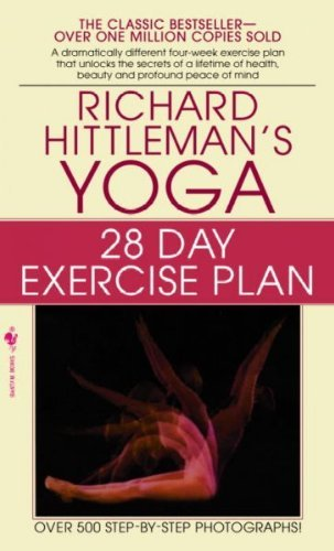 9780553257755: Yoga 28 Day Ex/plan
