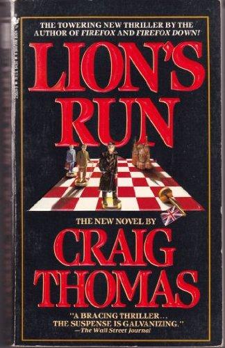 9780553258240: Lion's Run