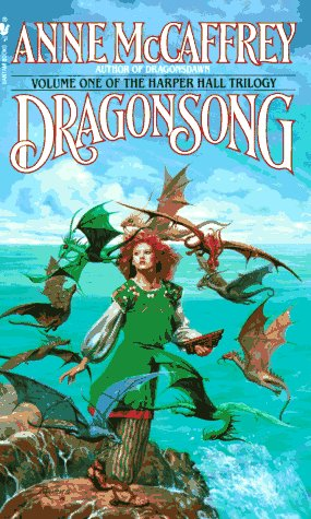 9780553258523: Dragonsong (Volume One of the Harper Hall Trilogy)