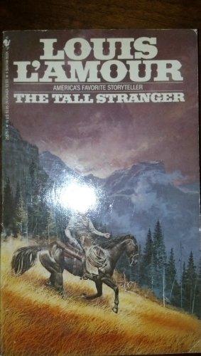 9780553258769: Tall Stranger,the