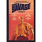 9780553259476: Doc Savage Omnibus, Vol. 1: The All-White Elf / the Running Skeletons / the Angry Canary / The Swooning Lady