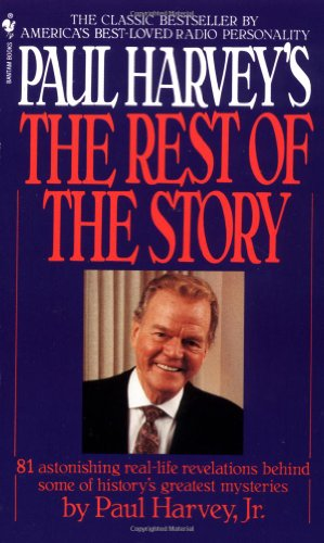 9780553259629: Paul Harvey's the Rest of the Story