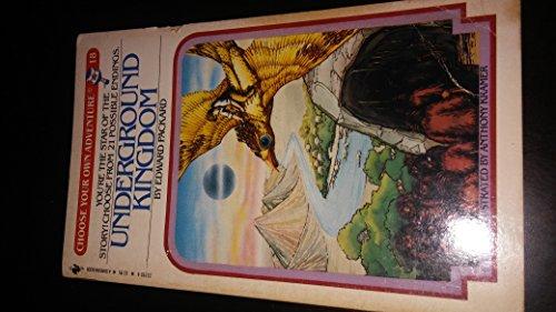 9780553259896: Underground Kingdom (Choose Your Own Adventure)