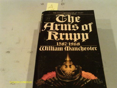 9780553259926: The Arms of Krupp: 1587-1968