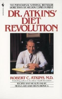 9780553259964: Dr. Atkins' Diet Revolution