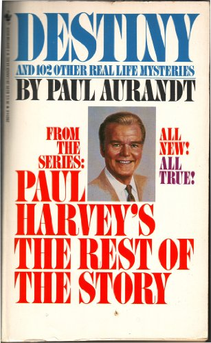 9780553260144: Paul Harvey's: Destiny