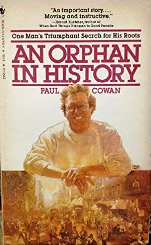 9780553260304: Orphan in History, An