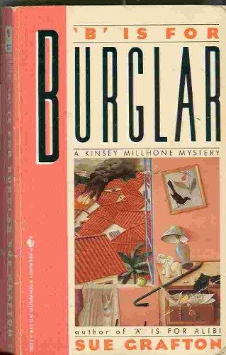 9780553260618: 'B' Is for Burglar