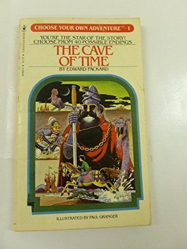 9780553260809: CAVE OF TIME #1