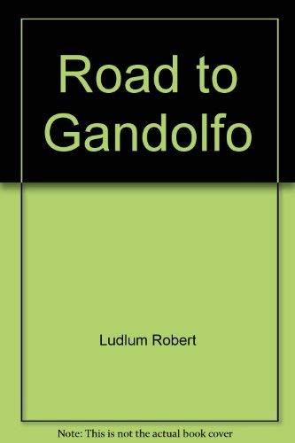 9780553260816: Road to Gandolfo,the