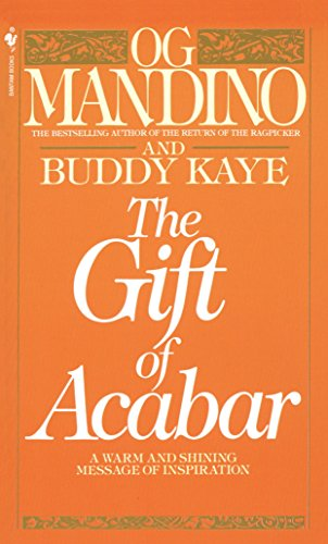 9780553260847: The Gift of Acabar: A Warm and Shining Message of Inspiration