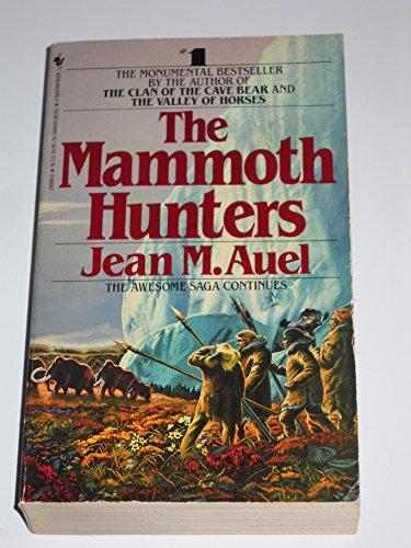 9780553260960: The Mammoth Hunters (Earth's Children, Book 3)