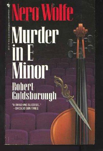 9780553261202: Murder in E Minor