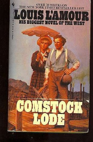 COMSTOCK LODE (0553261762) by Louis L'Amour