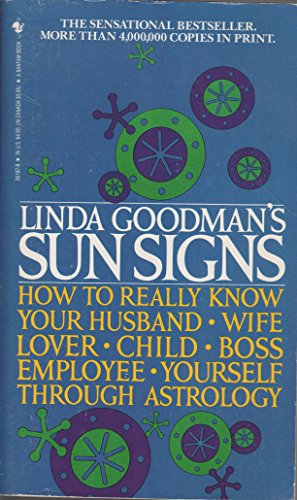 9780553261875: Linda Goodman's Sun Signs