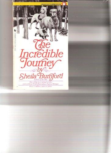 9780553262186: Incredible Journey
