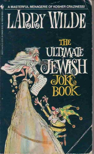 Ultimate Jewish Joke (0553262270) by Larry Wilde