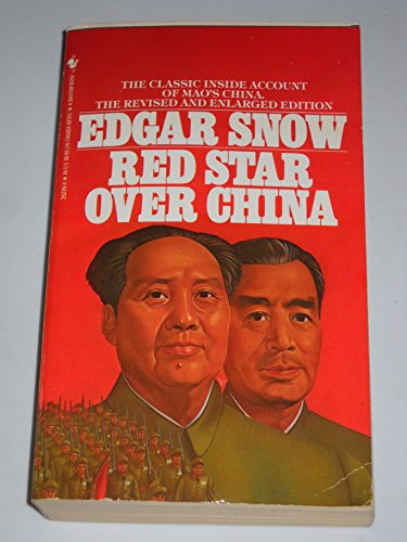 9780553262391: Red Star Over China
