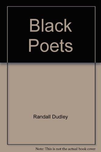 9780553262414: Title: Black Poetsthe