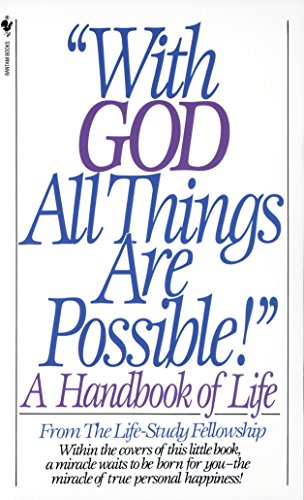 9780553262490: With God All Things Are Possible: A Handbook of Life