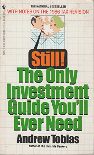 9780553262513: The Only Investment Guide You'll Ever Need