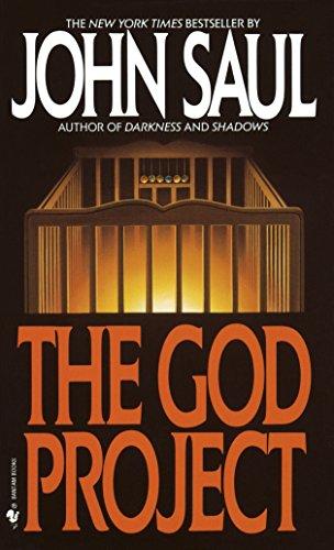 9780553262582: The God Project: A Novel