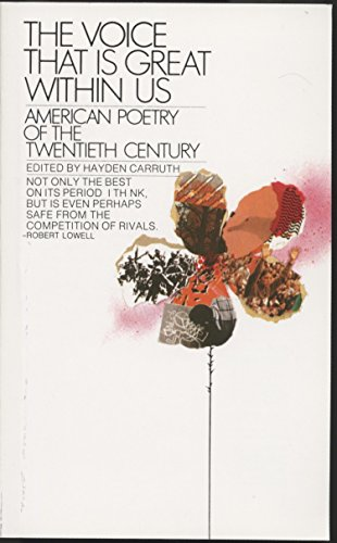 9780553262636: The Voice That Is Great Within Us: American Poetry of the Twentieth Century (Bantam Classics)
