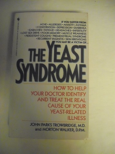 9780553262698: The Yeast Syndrome