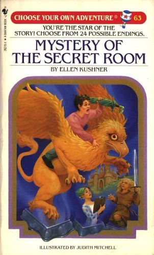 9780553262704: Mystery of the Secret Room (Choose Your Own Adventure, No 63)
