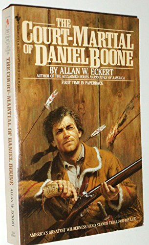 9780553262834: Court Martial of Daniel Boone