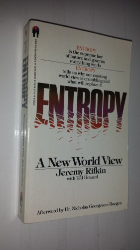 9780553262995: Entropy: A New World View