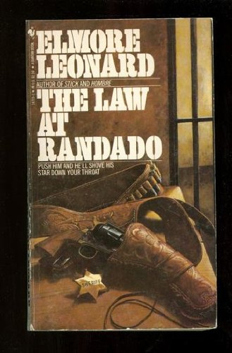 9780553263121: The Law at Randado