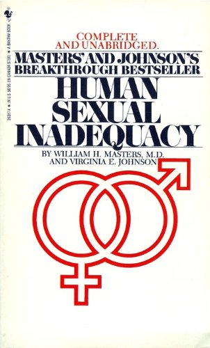 9780553263176: Human Sexual Inadequacy