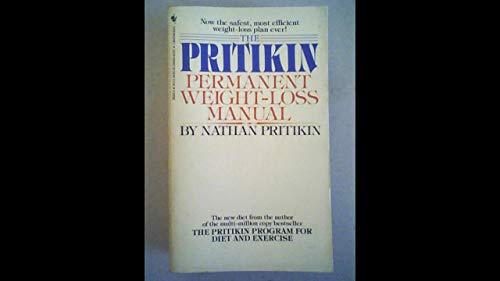 9780553263206: The Pritikin Permanent Weight-Loss Manual