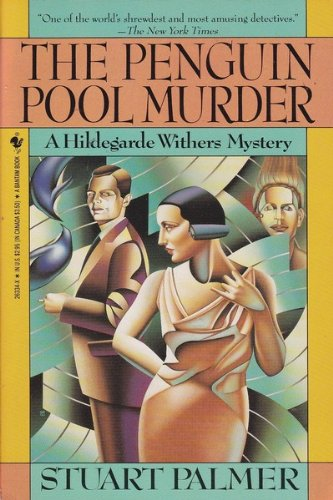 9780553263343: PENGUIN POOL MURDER (A Hildegarde Withers Mystery)