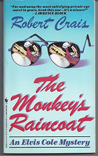 The Monkey's Raincoat ***SIGNED & INSCRIBED***: Robert Crais