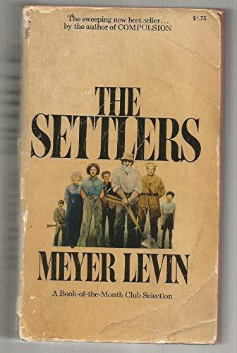 9780553263497: Settlers: A Novel