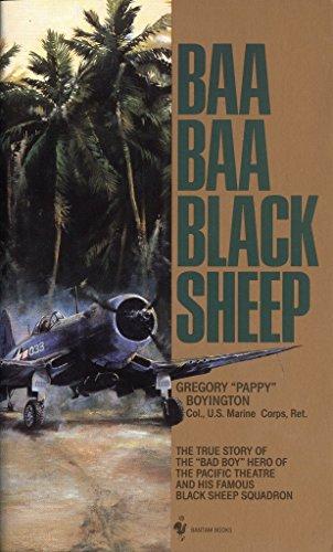 9780553263503: Baa Baa Black Sheep: The True Story of the