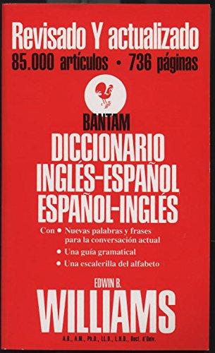 9780553263701: Diccionario Ingles-Espanol, Espanol-Ingles (Bantam New College Dictionary Series)
