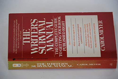 9780553263763: The Writer's Survival Manual