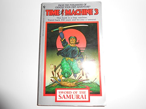 9780553264272: Time Machine 3 : Sword of the Samurai