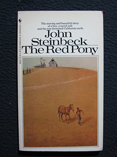 The Red Pony: John Steinbeck