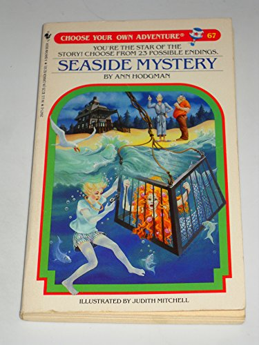 Seaside Mystery (Choose Your Own Adventure, Book: Hodgman, Ann, Judith