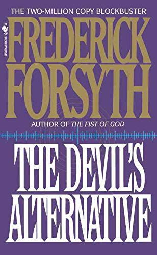 9780553264906: The Devil's Alternative